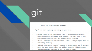 git lecture